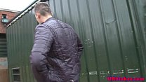 Gaysex Uk Stud Pays Debt With His Tight Ass
