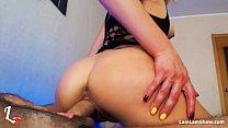 Close Up Fuck CumShot on Ass - Alena LamLam - Webcam - Show 3, Part 5 صورة