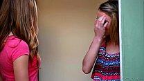 Teen Kota Sky and Jillian Janson Lesbian Affair