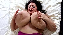 Russian BBW mure with enormous tits - 9Club.Top