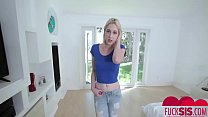 Alice Echo In Schooling My Stepsis WIth Sex thumb