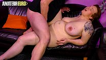 AMATEUR EURO -  German Redhead Cathrin Want To Feel Again Women thumbnail