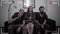 live com atores pornô termina em menage (trailer sextalk) & hunny bunny24 thumbnail