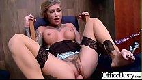 (Kleio Valentien) Busty Slut Office Girl Love H...