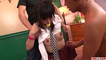 Kotomi Asakura  fucked merciless in kinky feti s in kinky fetish More at Pissjp