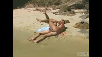 "Laura Palmer in ""Beach Bums"" tumblr xxx video"