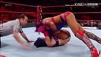 Free download video bokep Sasha Banks takes Asuka to the limit.