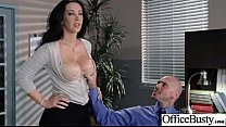 Hard Sex On Cam In Office With Big Juggs Gorgeous Girl (jayden jaymes) clip-19