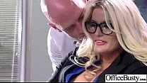 (julie cash) Slut Office Girl With Round Big Boobs Love Sex movie-18's Thumb