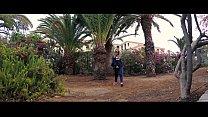 Travel Show Ass Driver Gran Canaria Maspalomas Lighthouse With Sasha Bikeeva