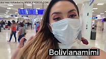 Sem Calcinha No Aeroporto De Cancun    Video Co