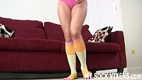 I think these are my new favorite knee high socks JOI thumbnail