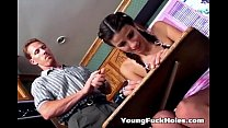 Anal sex with the private teacher