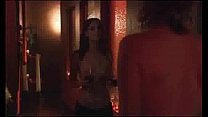 Leisha Hailey and Erica Cerra - Lesbian standing sex preview image