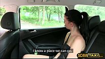 Pery taxi driver fucks teen Scarlet image