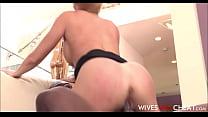 Cheating Hot Big Tits Wife Britney Amber Fucks Black Football Star With Huge Cock Vorschaubild