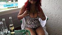 borracha mexicana se masturba en balcon de hotel weedhotsama
