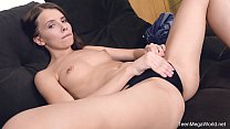 Beauty-Angels.com - Jemma - Hottie gets solo orgasm