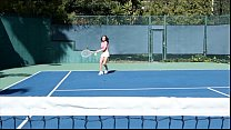 FantasyHD Naked Tennis Becomes sexual preview image