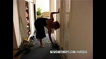 Image: Stepmom Seduces Stepson Into Getting Hard