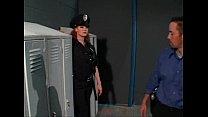 Latex Cops Audrey S5 video
