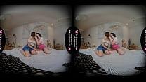 Solo girl, Candy Black always makes Odetta cum, in VR