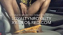 LOYALTYNROYALTY'S.. NASTY NEIGHBOR SQUIRTS IN R... thumb