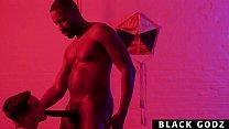 BlackGodz - Black God Disciplines A Twink's Inexperienced Asshole