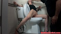 Humiliated submissive gets it rough