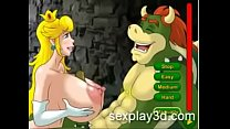 3D Hentai Sex Game Princess Peach Is A Prisioner