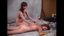 Sisters FIRST Lesbian HOME VID