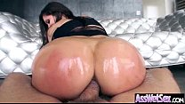 Anal Intercorse With (aleksa nicole) Curvy Butt Girl Oiled Up clip-02