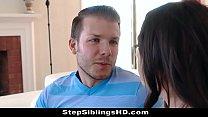 Stepbro Discovers Step-Sisters Sexy Secrets & F... Thumbnail