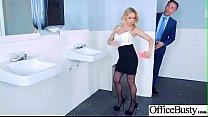 (Rachel RoXXX) Big Tits Horny Office Girl Get N...