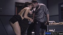 PORNFIDELITY Riley Reid Squirts All Over James