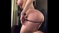 Kendra Lust homemade fingering video