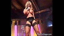 Nasty stripper with big tits Vorschaubild