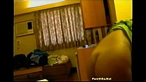Indian lucky guy enjoying two hot college girls in hotel room - Hardsextube thumbnail