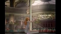 Kasumi Nude Pole Dance