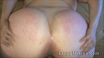 BBW con Increible Culo Bareback Home Video Thumbnail