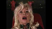Beautiful High-Heels Blonde MILF Hard Anal Big Cock, Leather Fetish, Helen Duval porn thumbnail