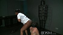 BDSM XXX Caged subs are humiliated before being taught their worth preview image