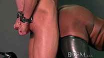 BDSM XXX Caged subs are humiliated before being taught their worth pornhub video