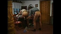 Young cleaning lady brutally banged by rough farmer! Preview
