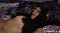 Famous sex slut Mia Khalifa serving fat cock preview image