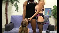 Huge black cock for mom Charlee Chase and Saman...'s Thumb