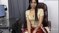 indian aunty seducing her nephew pov in tamil Thumbnail