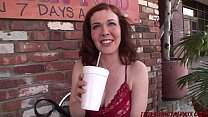 8886 Redhead Mom plowed by big black cock preview