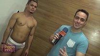 Ayslan no Clube dos Pauzudos em São Paulo