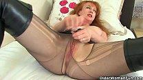 An older woman means fun part 6 video